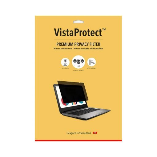 Premium Anti Blue Light Filter /& Protector for PC Laptop Computer Screens VistaProtect 13.3 inches Removable