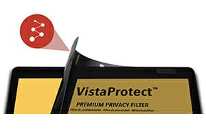 removable privacy filter