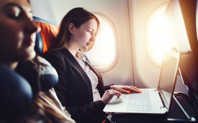 Warum sollten Sie auf Reisen einen Laptop-Datenschutzfilter verwenden?