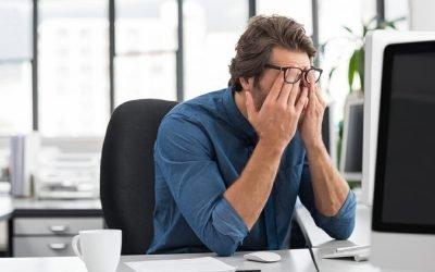Schützen Sie die Augen durch die Verwendung von Blickschutzfiltern?